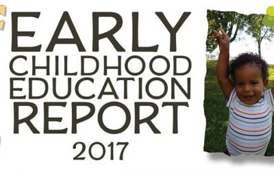 Hot off the Press: Early Childhood Education Report 2017