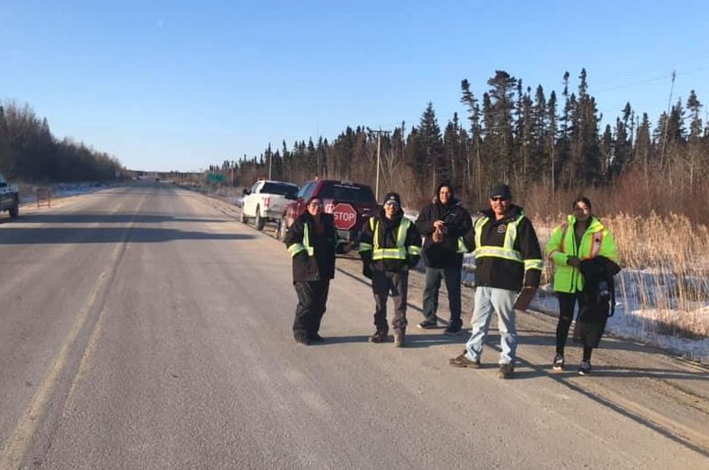 Misipawistik Cree Nation Youth Guardians
