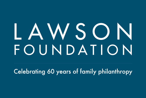 Lawson Foundation - Celebrating 60 Years of Family Philanthropy