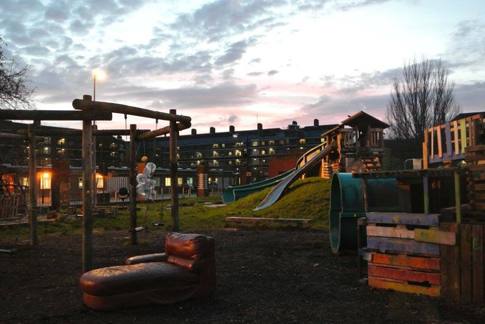 Outdoor Play Lessons from the U.K.  – Passionate people and the right to play