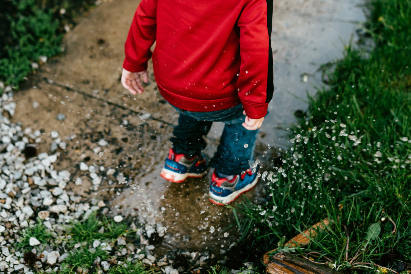 Outdoor Play Strategy
