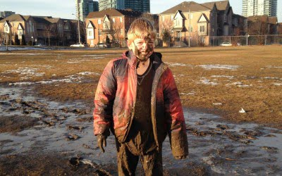 Let Kids Decide How Muddy!