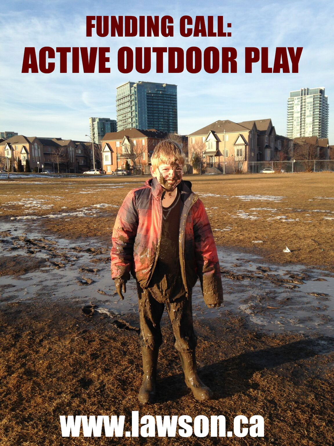 Lawson Foundation Active Outdoor Play Funding Call