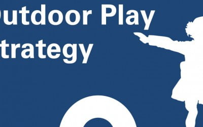 An Outdoor Play Strategy Emerges!
